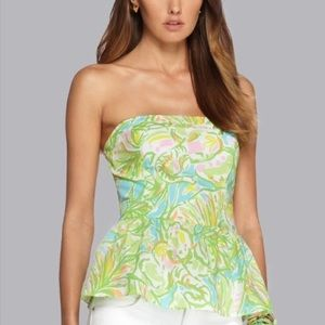 Lilly Pulitzer elephant ears top 6